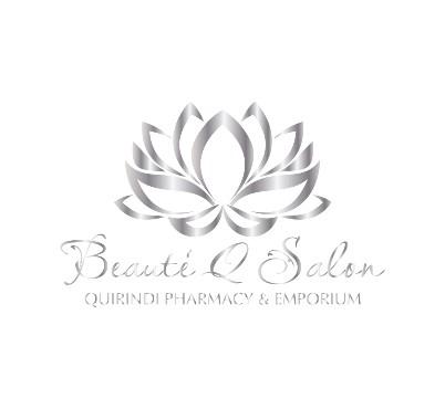 Beaute Q Logo White Background