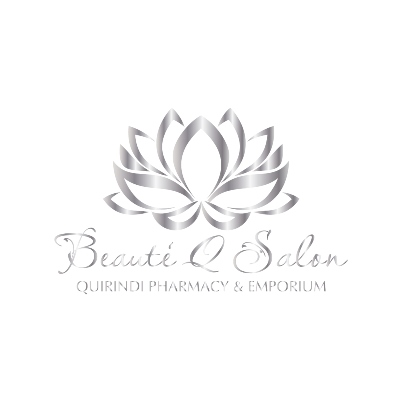 Beaute Q Logo White Background